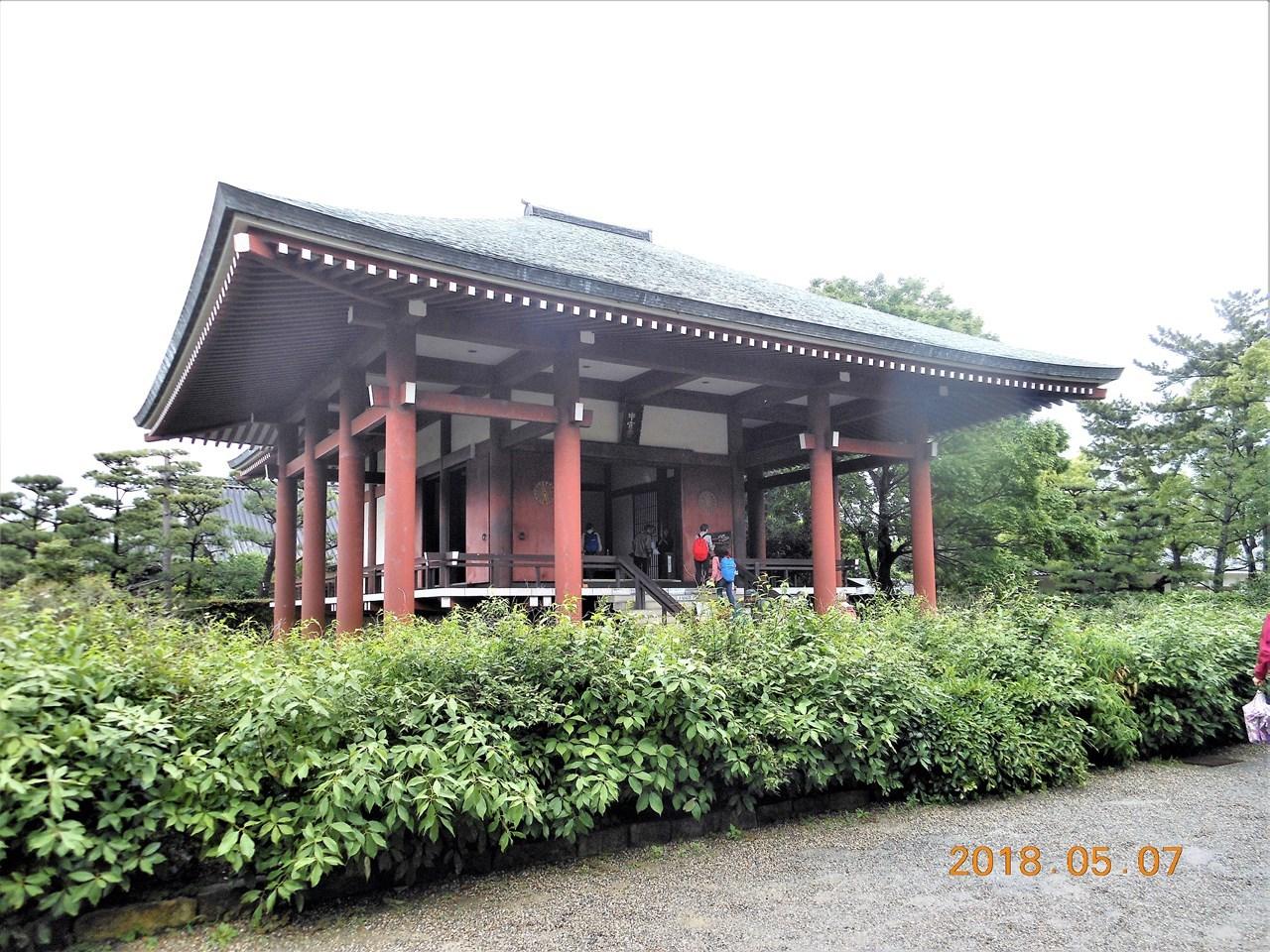 s-中宮寺本堂