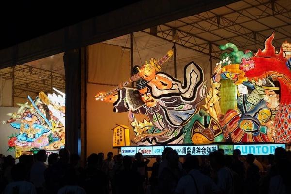 青森ねぶた祭り 前夜祭 3