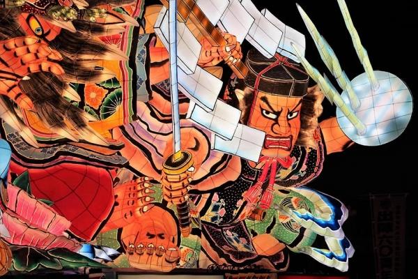 ねぶた祭り 刀剣
