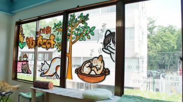 猛暑続きなので窓にアレを取り付けてみた! 2
