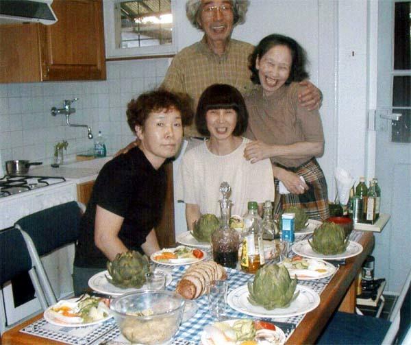 3瀧澤一家と森ヒロコ