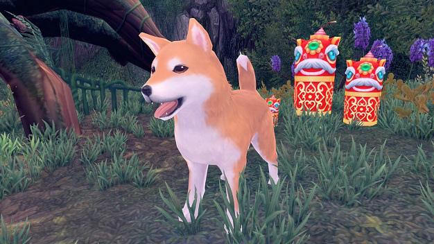 アニメチックファンタジーオンラインゲーム『幻想神域』 イベント「犬神様の鍋パーティー」開催決定…!!