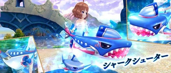 クロスジョブファンタジーMMORPG『星界神話』 夏にピッタリの涼しげな水着アバターが登場…!!