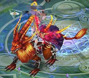ブラウザハイファンタジーRPG『アステリアの伝説』 幸運抽選に新ライド「霊獣麒麟」が登場したよ~!!