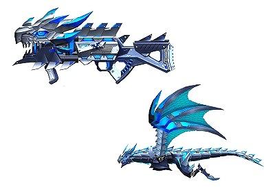 基本プレイ無料のFPSオンラインゲーム『カウンターストライクオンライン』 強化システム対応武器に「赤龍砲」を追加したよ~!!