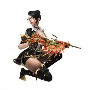 基本プレイ無料のFPSオンラインゲーム『カウンターストライクオンライン』 新規超越武器「M249 Phoenix」を実装したよ~!!