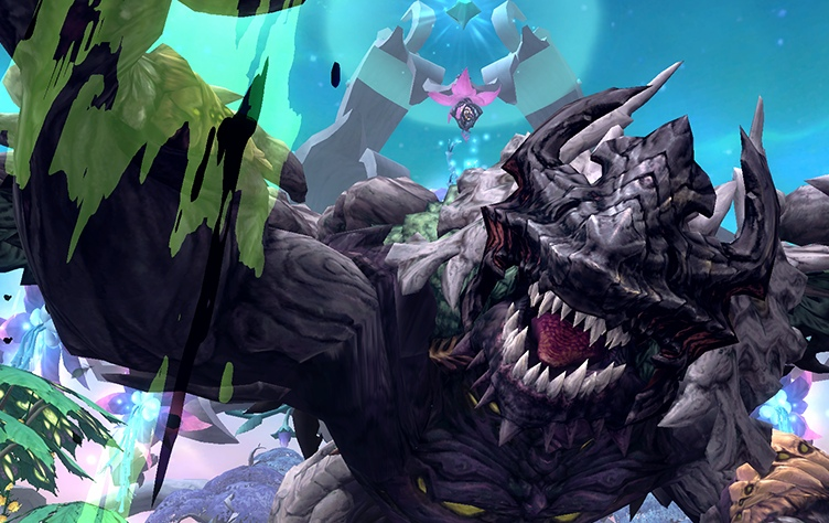 爽快アクションRPG『ドラゴンネストR』 新ダンジョン「ヘイズフォレストドラゴンネスト」を実装したよ~!!!!