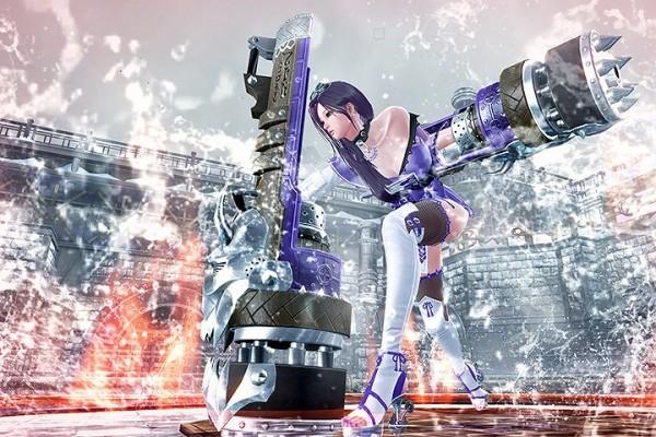 リアルアクションオンラインゲーム『マビノギ英雄伝』 新規ストーリー「Chapter2Extra」を追加したよ~!新たなレイドボス「アルカナ」も実装~♪
