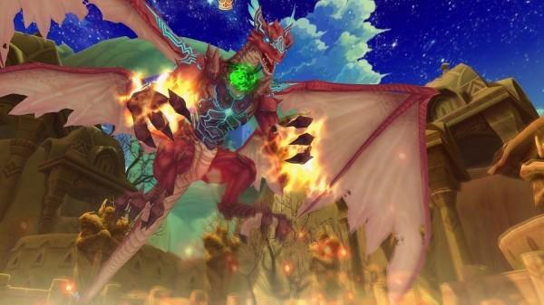 クロスジョブファンタジーMMORPG『星界神話』 職業の新たな力が解放される「2次職」を実装したよ~!!