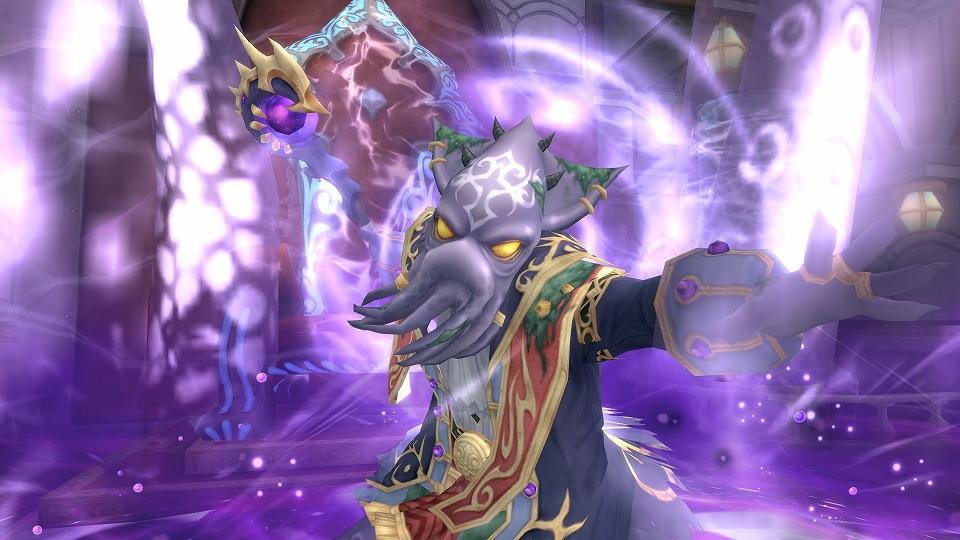 クロスジョブファンタジーMMORPG『星界神話』 高難度ダンジョン「異界・深淵の穴」を実装したよ~!!