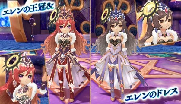 クロスジョブファンタジーMMORPG『星界神話』 新たな星霊「フィオラ」と星霊クエストが実装決定したよ~!!!!