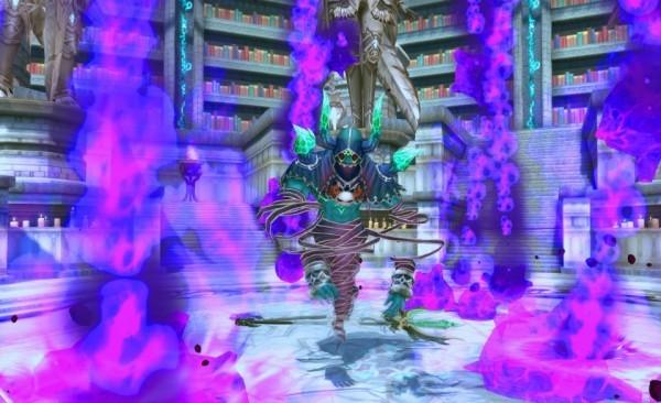 クロスジョブファンタジーMMORPG『星界神話』 7月31日に新ダンジョン「叡知の大聖堂」を実装決定~!!!!