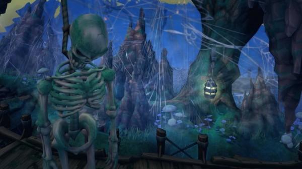 ドラマチックアクションRPG『セブンスダーク』 夏の大型アップデート第1弾「落日の魔術都市」を実装したよ~!!!!