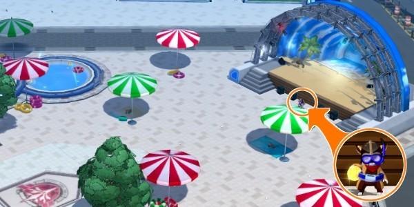 爽快アニメチックアクションRPG『ソウルワーカー』 夏の魅力がたっぷり詰まったアバターをゲットできる「ランブルバケーション」を開催したよ~!!