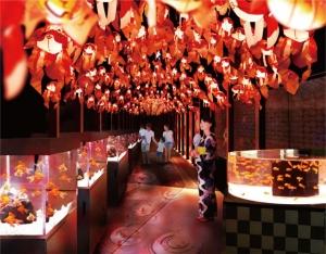 東京金魚ワンダーランド2018
