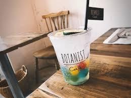 ボタニカル柚子ジンジャーソーダ