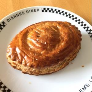 安納芋のスイートポテトパイ