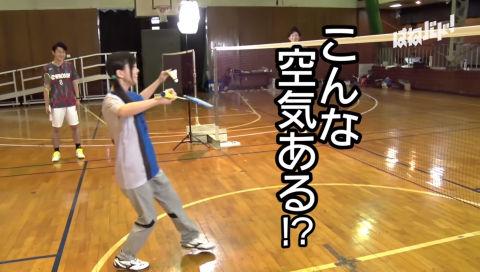 もりバド!第7回(正式名称:『大和田仁美と島袋美由利の「はねバド!」 そしてバドミントンを盛り上げる特別番組』 )