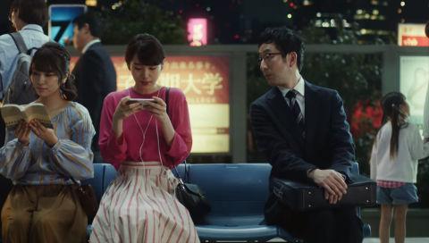 「バンドリ! ガールズバンドパーティ!」テレビCM放送 (飯豊まりえ×残酷な天使のテーゼ篇)