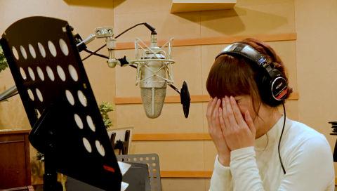 大橋彩香 2ndアルバム『PROGRESS』表題曲 「シンガロン進化論」レコーディング風景