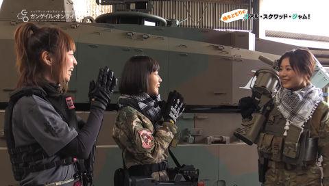 「楠木ともりのリアル・スクワッド・ジャム」第3回 TVアニメ「ガンゲイル・オンライン」