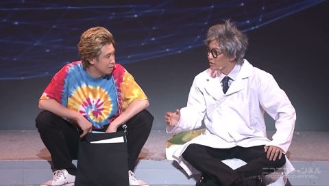 AD-LIVE 2016無料お試し版 (9月10日 夜公演【鈴村健一×寺島拓篤】)