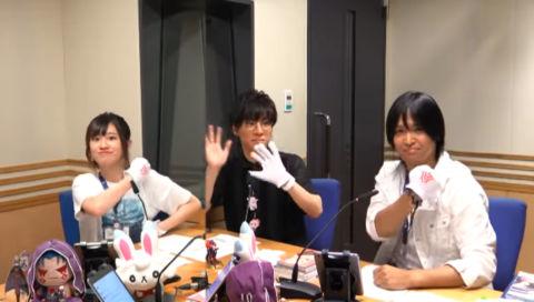 【公式】『Fate/Grand Order カルデア・ラジオ局』 #80  (2018年7月20日配信) ゲスト:鶴岡聡さん、赤羽根健治さん