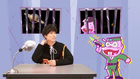TVアニメ「深夜!天才バカボン」スペシャルムービー  「本官の取調室」第2回ゲスト:入野自由さん(バカボン役)