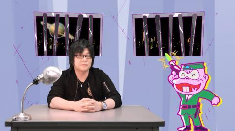 TVアニメ「深夜!天才バカボン」スペシャルムービー 「本官の取調室」 第6回ゲスト:森川智之さん(本官役)