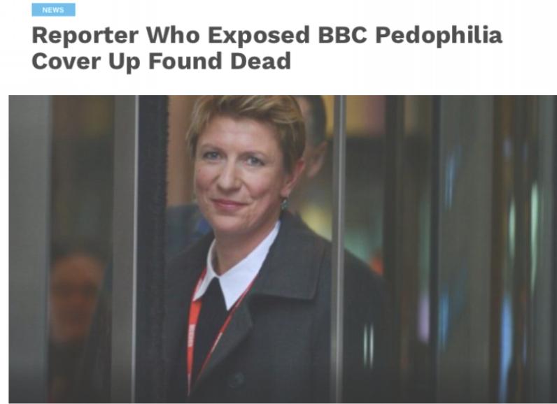 サヴィル事件を調査していた記者が死亡