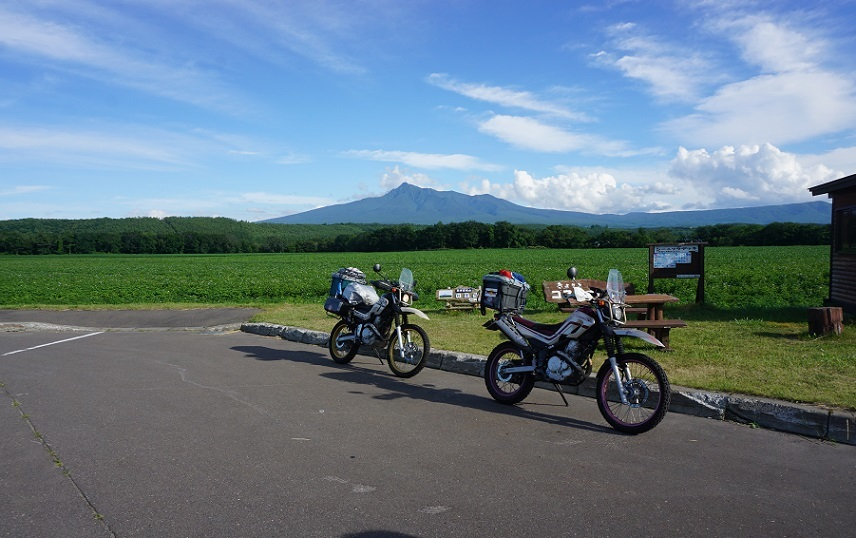 12斜里岳