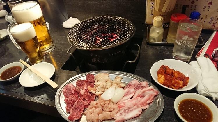 2018ホルモン焼き