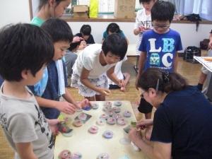 七宝焼教室05