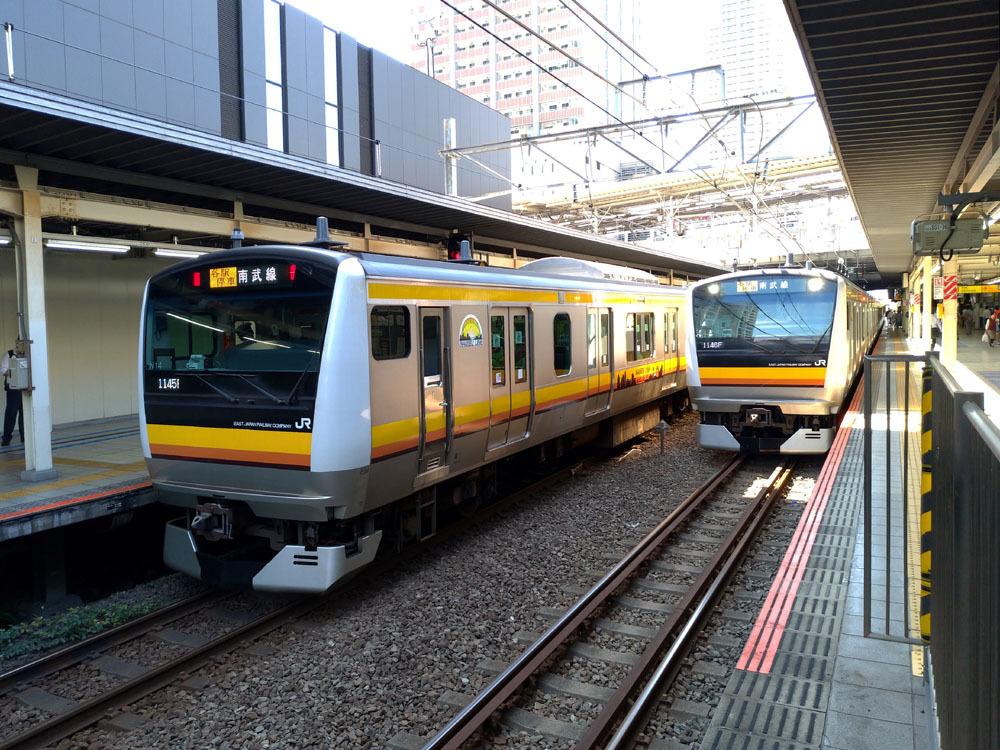 180919_南武線武蔵小杉駅