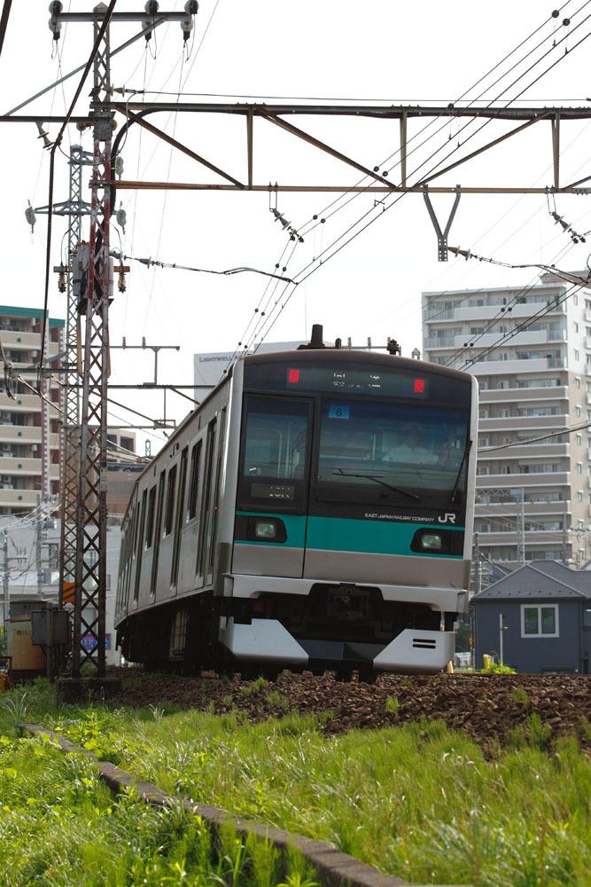 180708_鶴川_E233