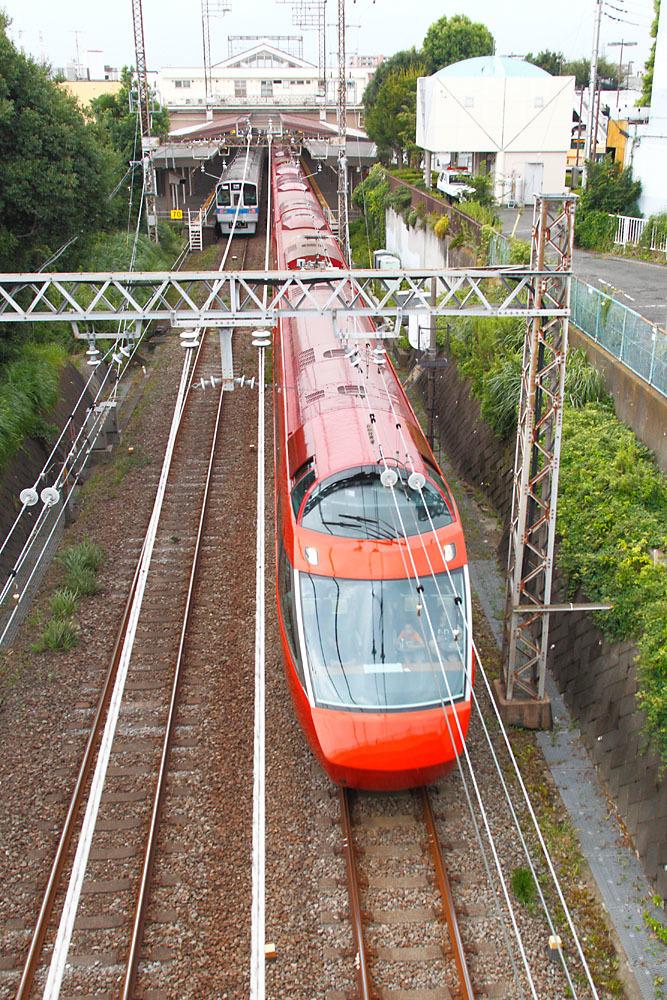 180812_GSE車_愛甲石田駅俯瞰