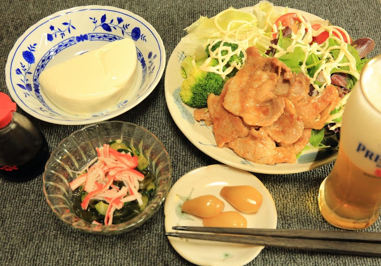 ブログ 豚肉のニンニク味噌炒め.jpg