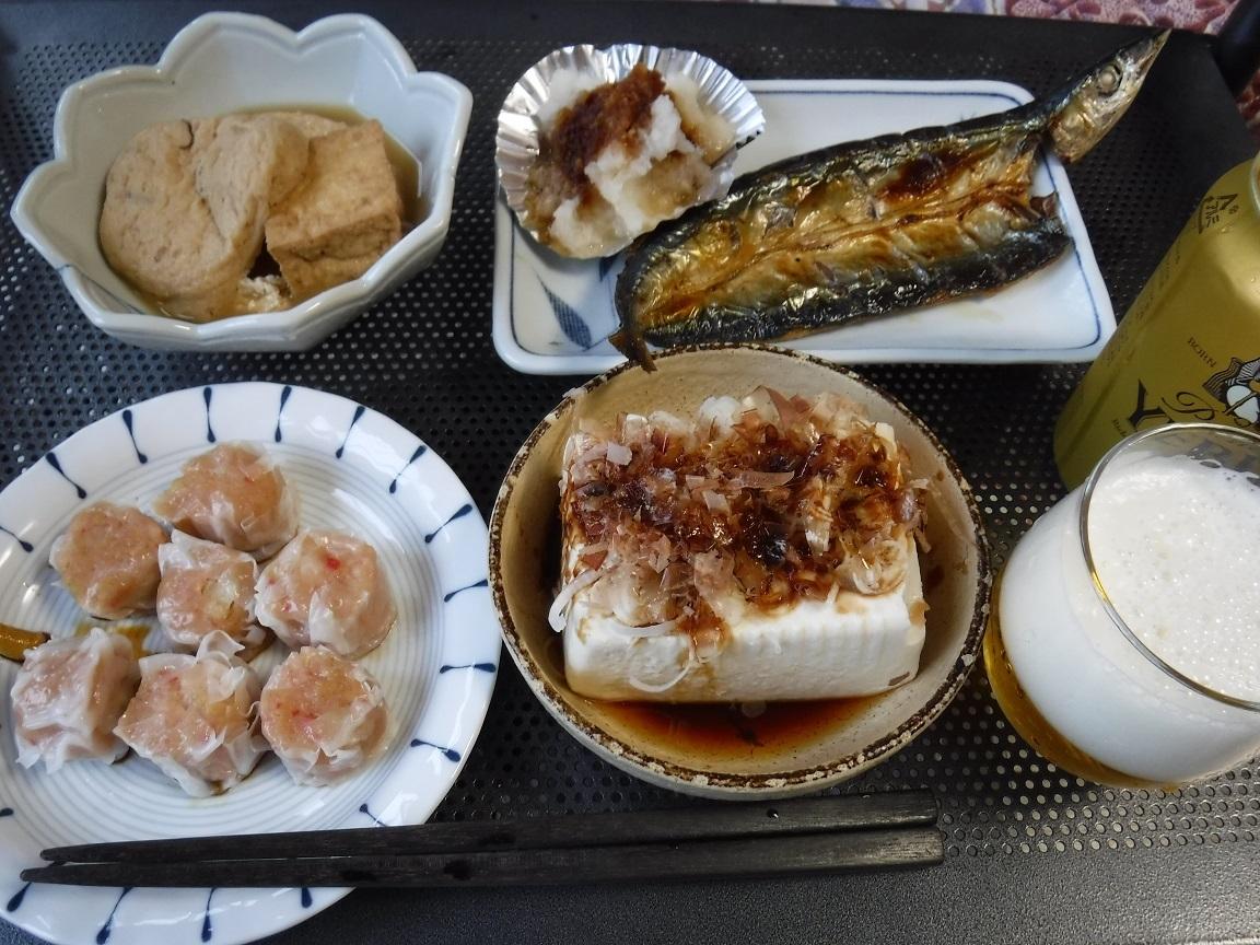 ブログ ちょっとカンタン夏向き夕食.jpg