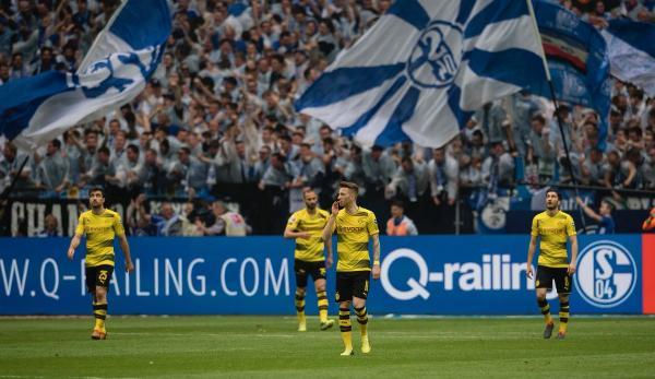 Stunning goals from Konoplyanka and Naldo seal three important points for Schalke over their rivals Dortmund in this Revierderby