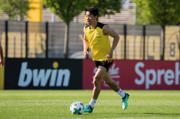 Shinji is back in training 2018_4_20