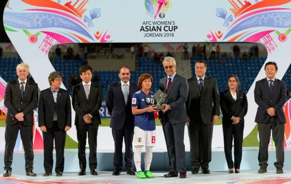 WAC2018 Most Valueable Player japans Mana Iwabuchi