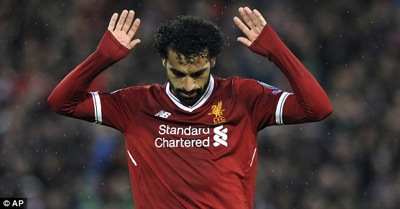 Liverpool FC 5-2 AS Roma Salah 2 goals 2 assists