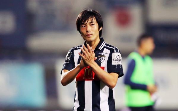 Shoya Nakajima 2017_2018 Season ALL 10 GOAL 12 Asrist