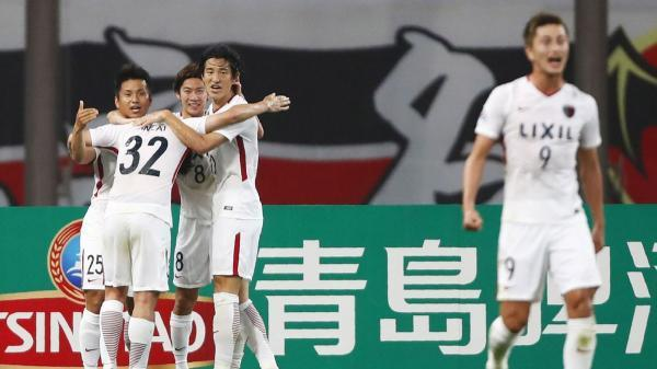 Kashima Antlers eliminate Hulk and Shanghai SIPG from ACL