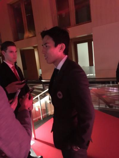 Pokal_winner_hasebe Interviews
