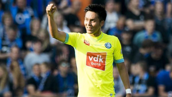 Kubo bezorgt Gent Europees voetbal, AA Gent