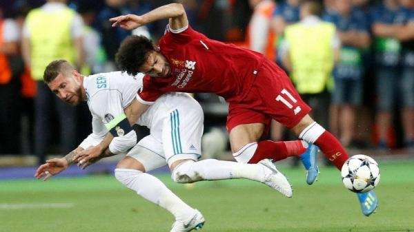 Egyptian lawyer files €1 billion lawsuit against Ramos over the challenge on Salah