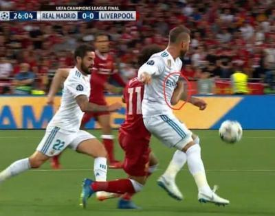 Egyptian lawyer sues Ramos over Salah