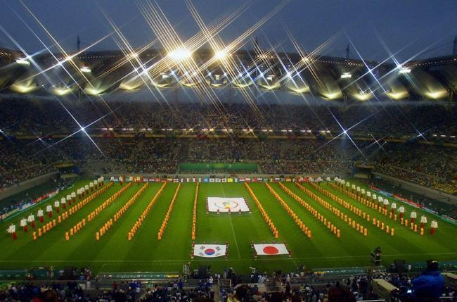 In 2002, Korea Republic and Japan co-hosted the first-ever WorldCup in Asia