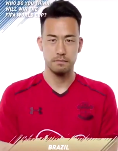 Glad to see Maya Yoshida is very optimistic about Japan's World Cup